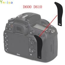 Dla Nikon D600 d610, gumowa tylna pokrywa kciuka gumowe część zamienna lustrzanki cyfrowej naprawa urządzenia części