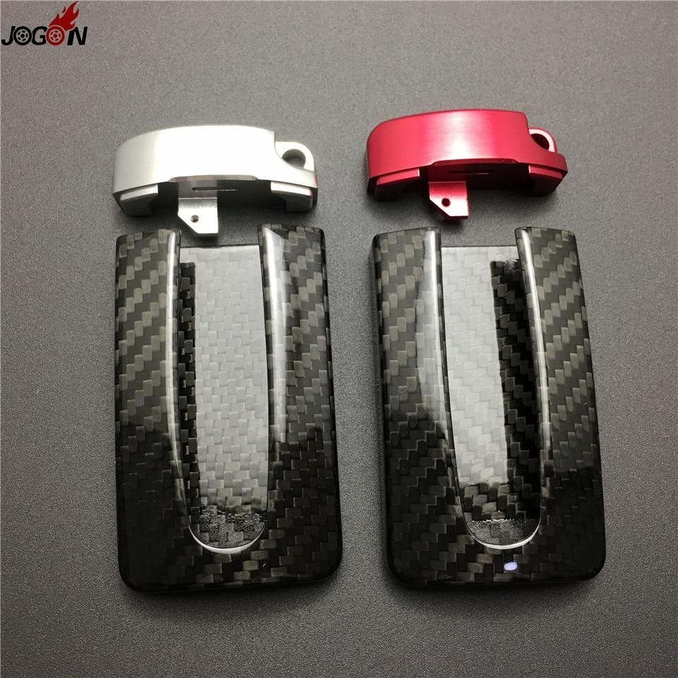 1pc Carbon Fiber Remote Key Fob Key Case Cover Trim Holder For NISSAN R35 GTR G-TR 370Z 350Z fm24c04b gtr fm24c04b g fm24c04 g