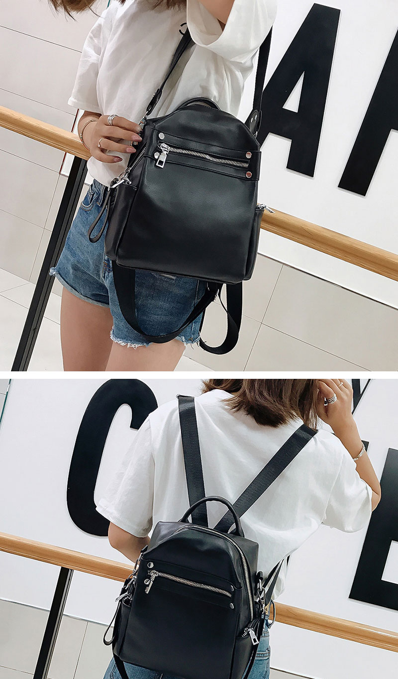 HTB1pGsBS4TpK1RjSZFMq6zG VXal Women Backpack Female 2018 New Shoulder Bag Multi-purpose Casual Fashion Ladies Small Backpack Travel Bag For Girls Backpack