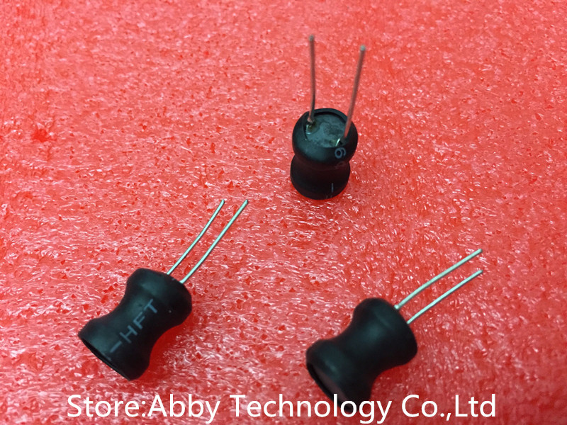 50 LH0912-331M 330uH 9x12mm  Radial Leaded Power inductor
