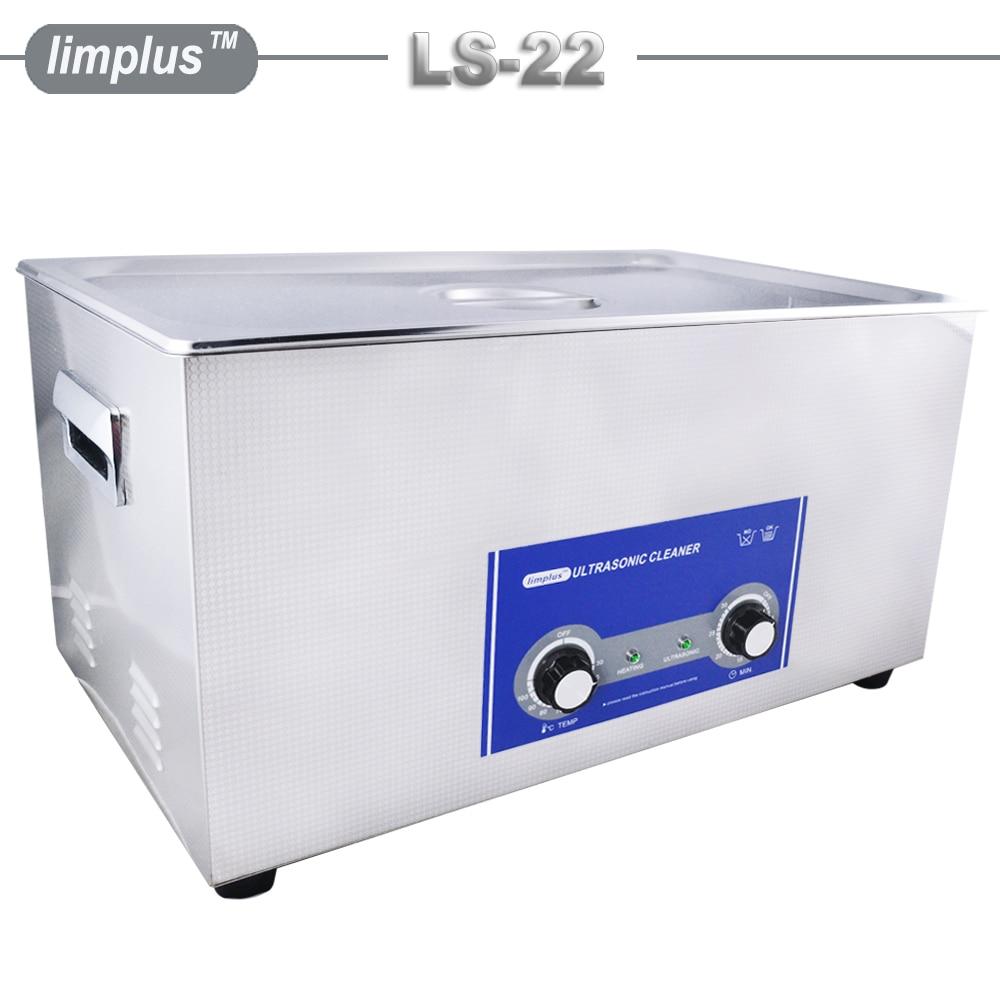Banjë me rezervuar të pandryshkshëm Limplus 22L tejzanor pastrues - Pajisje shtëpiake - Foto 2