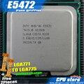 Intel Xeon E5472 3.0 ГГц/12 М/80 Вт/1600 близко к LGA771 Процессор Core 2 Quad Q9550 ПРОЦЕССОР работает на LGA 775 материнская плата 2 Шт. Бесплатная