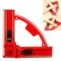 Регулируемый угловой зажим 90 градусов, прямоугольный зажим, пластиковый угловой деревянный зажим, фоторамка, товар для деревообработки