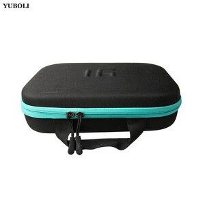 Image 3 - Yuboli portátil proteção à prova de choque coleção saco de armazenamento caso para gopro go pro herói 5 4 3 3 + sjcam xiaomi yi xiao yi 4k 2