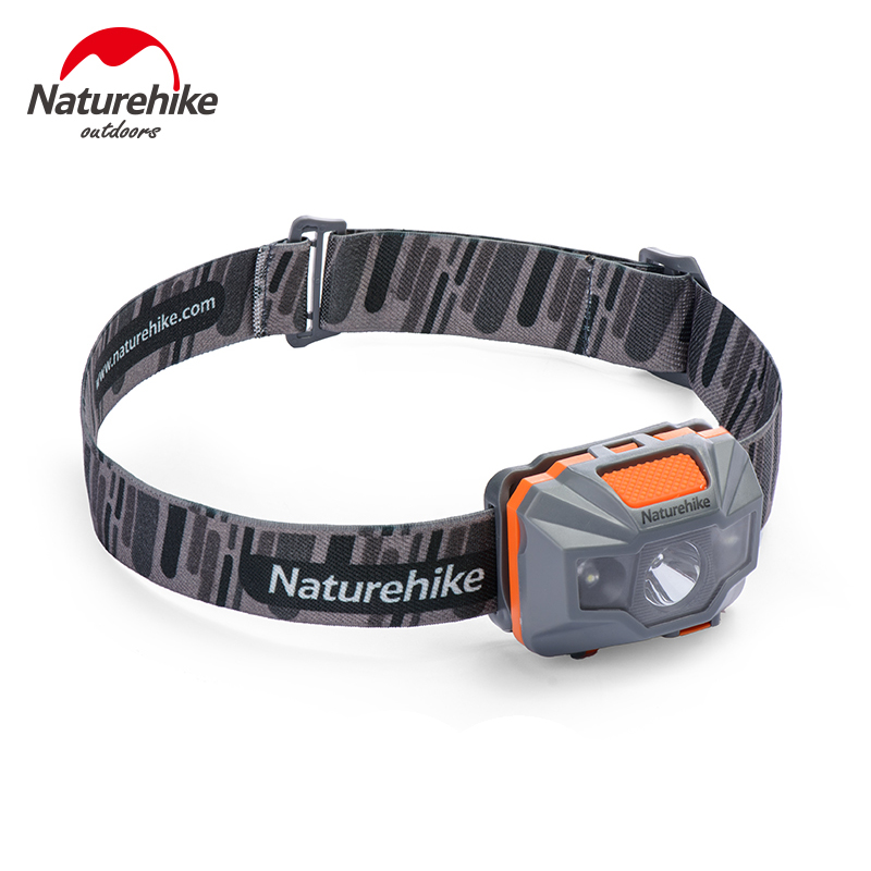 Naturehike Rechargeable Headlamp Flashlight Bright 150 Lumen Led Light, Waterproof, Adjustable Headband,USB Charge VS fenix hp25r 1000 lumen headlamp rechargeable led flashlight