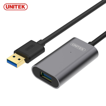 Unitek USB 3.0 Extension Cable Support Power Signa