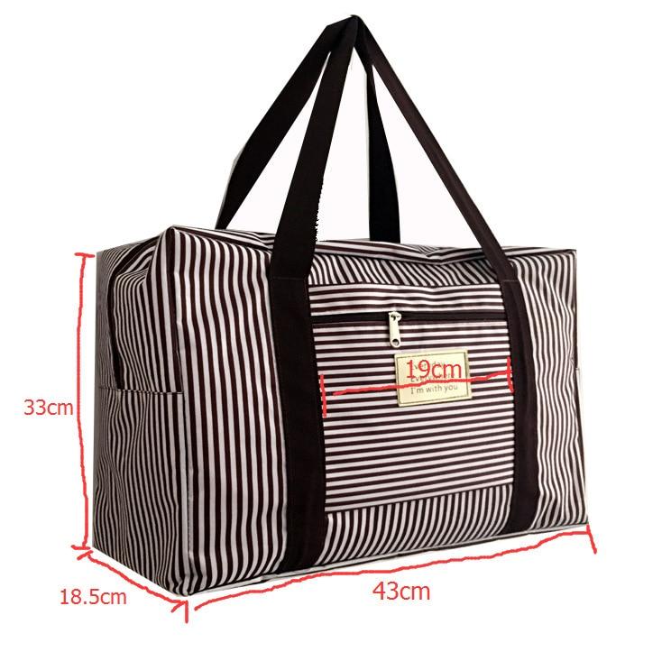 Medee 2016 New Fashion WaterProof resväska stor kapacitet väska - Väskor för bagage och resor - Foto 6