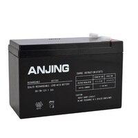12V 7.2AH Sealed Storage Battery for Children Kids Car Desk Light Outdoor Speaker Lead acid Accumulator Rechargeable 12V 7AH