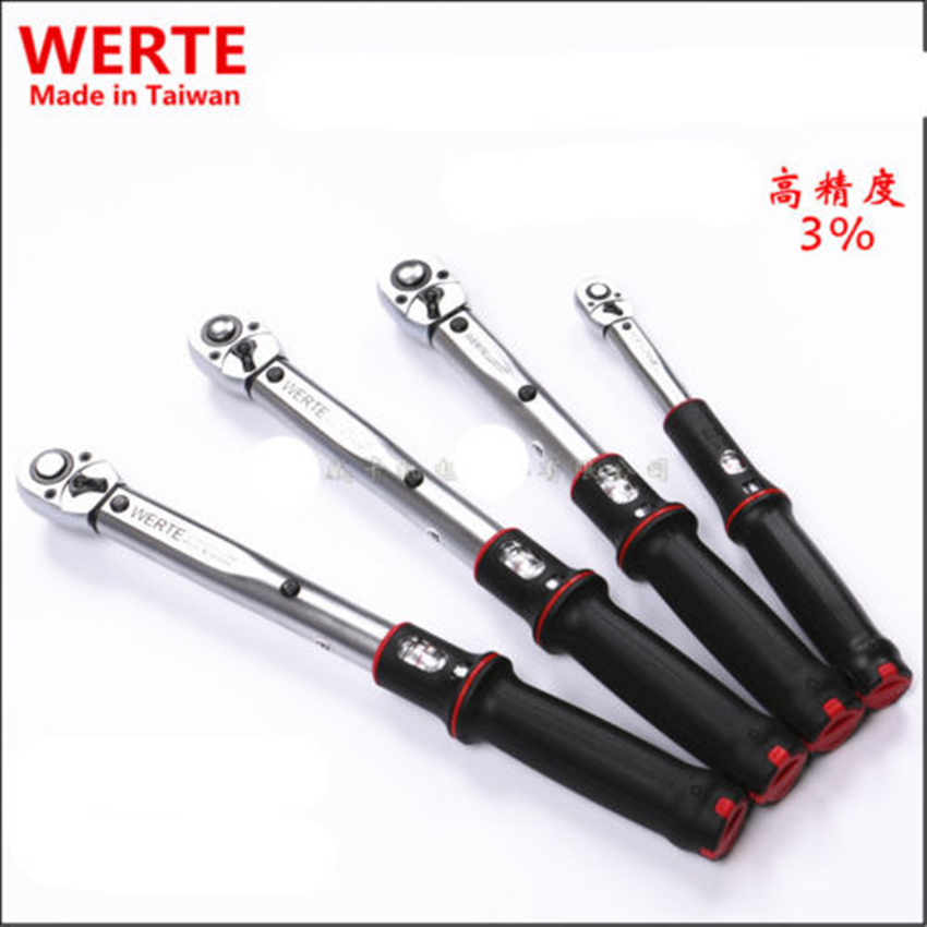 WERTE Industrial Accuracy 3% Torque Wrench 1/2 1/4 3/4 3/8 1 Precision-Premise 1-1000NWERTE Industrial Accuracy 3% Torque Wrench 1/2 1/4 3/4 3/8 1 Precision-Premise 1-1000N