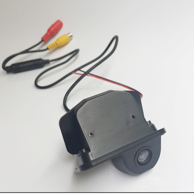 cheapest IDDOG Car Rear View CCD Parking Camera Wide Angle Lens Suitable For Toyota Corolla 2011-2016 Parking Assistance