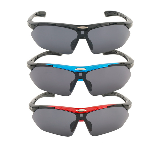New Design Colourful Lens Goggles