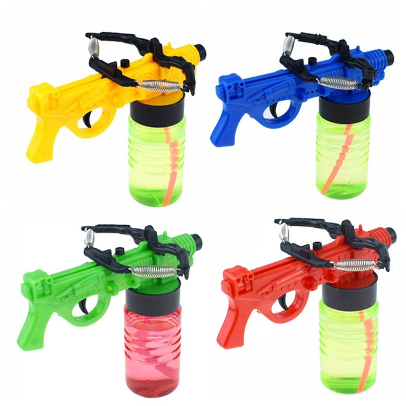 Safe Mini Crossbow Water Gun Play Water Bath Beach Toy Summer Outdoor Boys Favors Kids Toy