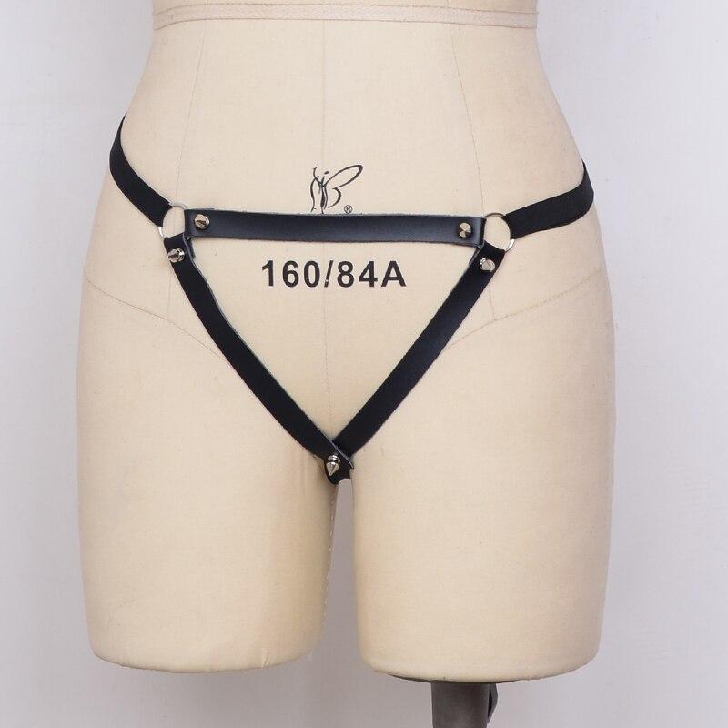 Экзотические белье кожа Пикантные Женщины сексуальное женское белье открытый бюстгальтер Cage Эротические костюмы стринги Интимные изделия эротические фантазии eroticas
