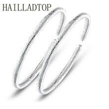 Silver bracelet Fine Jewelry Wholesale Female Model Fashion High-quality Bangles Bracelet And Bohemian Cheap