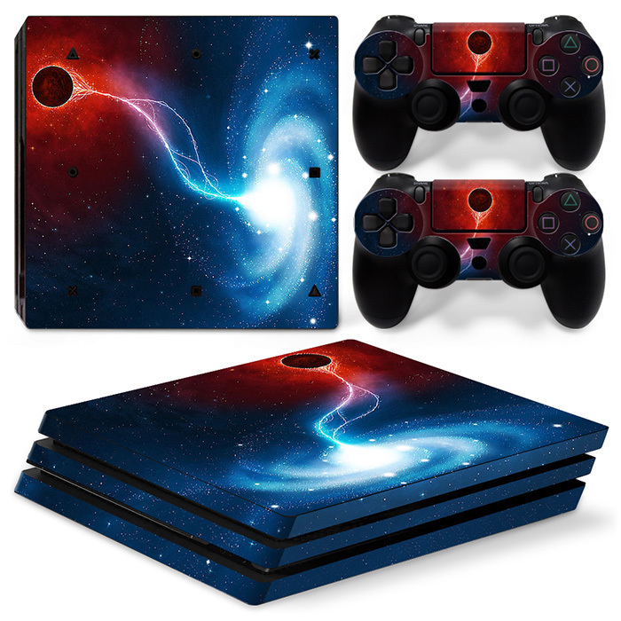 Factory high quality custom Skins cover for PS4 PRO sticker covers