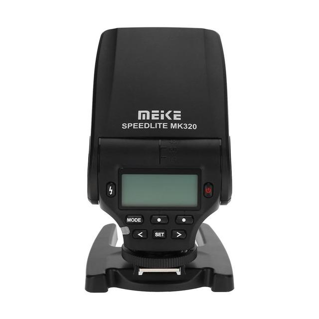 Meike MK320 TTL Flash Speedlite MK320-P for Olympus E-M10 OM-D E-M5 II E-M1 PEN E-PL6 E-PL7 E-P5 E-PL5 E-PM2 for Panasonic Lumix