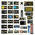 Free shipping!New Sensor Starter Kit(Mega 2560+Shield V1) For Arduino Project W/Gift Box+Sensors(30pcs)+PDF(online)