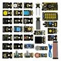 Freies verschiffen! neue Sensor Starter Kit (Mega 2560 + Schild V1) für Arduino Projekt W/Geschenk Box + Sensoren (30 stücke) + PDF (online)