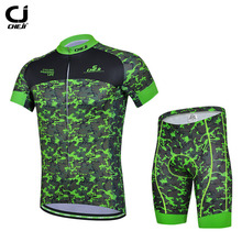 Brand Men Cycling Jersey/Cycling Clothing Sets Supersale Outdoor Sports Cycling Bicycle Bike Jersey and Coolmax GEL Padded