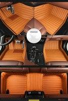 Full Covered No Odor Waterproof Carpets Durable Special Car Floor Mats For Citroen C4 C5 C6 C3 XR C2 C3 ds6 ds5ls ds5 C Elysee
