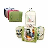 2016 Hot High Quality Travel Hanging Cosmetic Organizador Organizer Bag Large Capacity Multifunction Travel Toiletry Bag