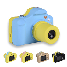 1080P Mini LSR Cam Digital Camera for Kids Baby Cute Cartoon Multifunction Toy Camera Children Birthday Best Gift Easily USE(China)
