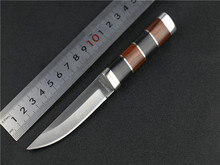 K31 Mini fixed blade knife 5Cr13 camping survival pocket knives outdoor hunting Portable EDC tool the