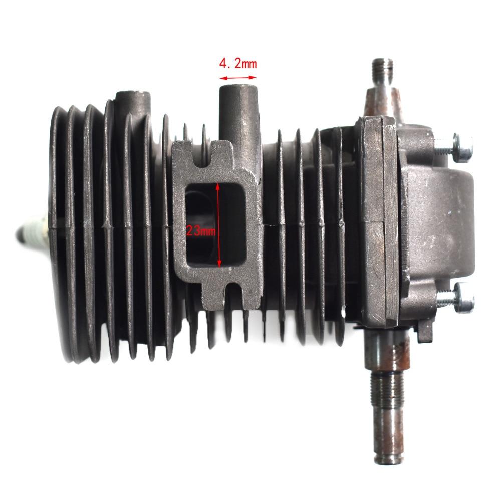 38mm Cylindre Piston Vilebrequin Moteur Pan Spark Plug Fit STIHL MS170 MS180 018