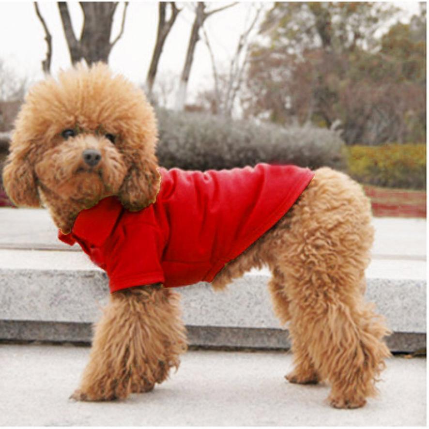 Ropa para perros de Invierno ropa para mascotas Chaqueta Del perro del Gato del
