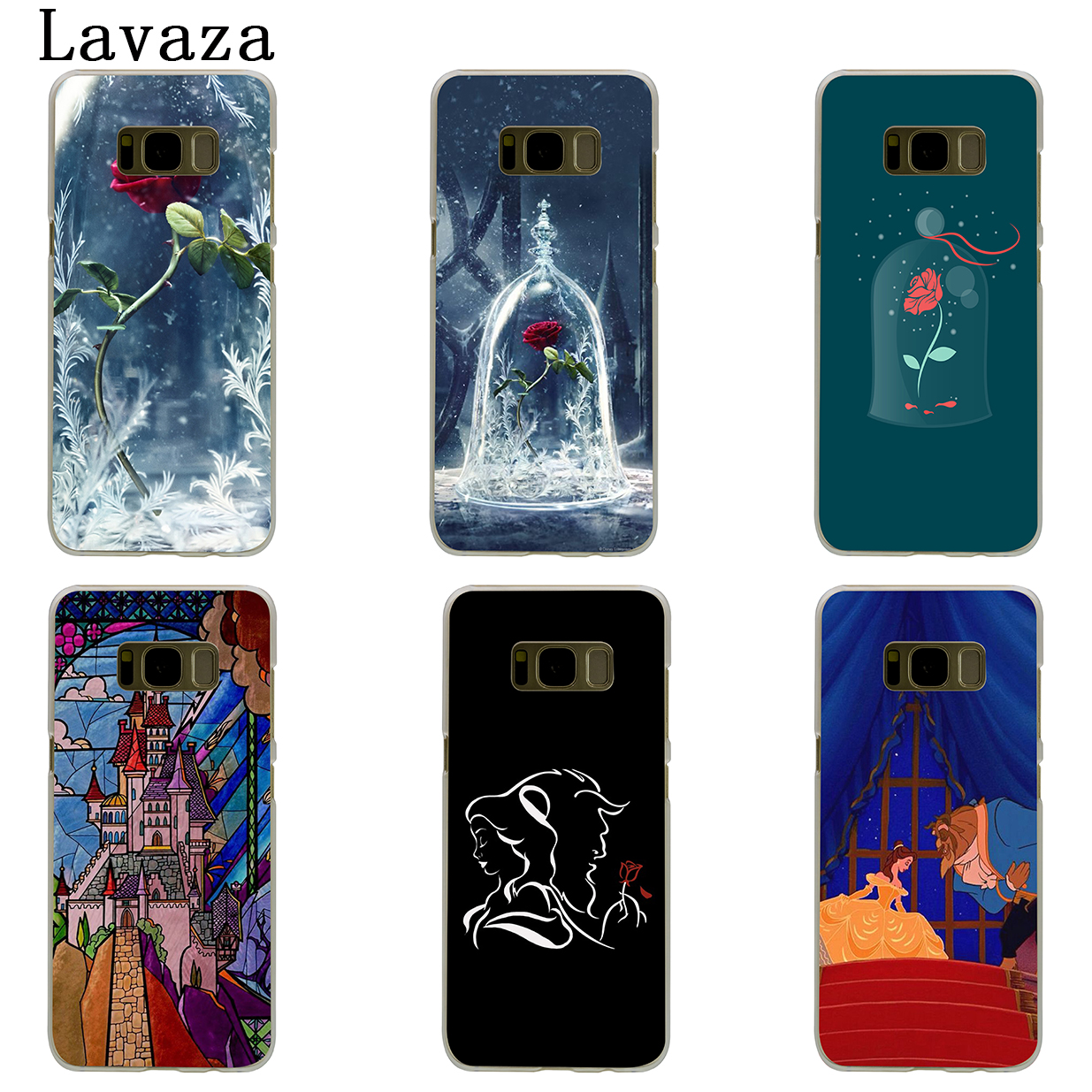 beauty and the beast samsung s9 case