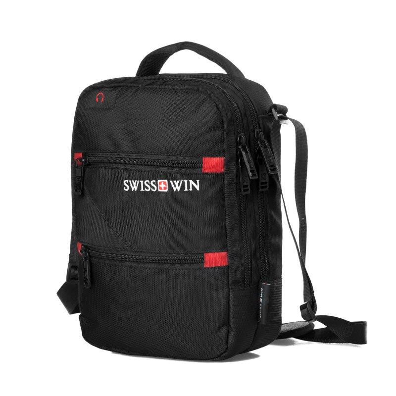 Shoulder Bag Small Messenger Bag for Tablets and Documents