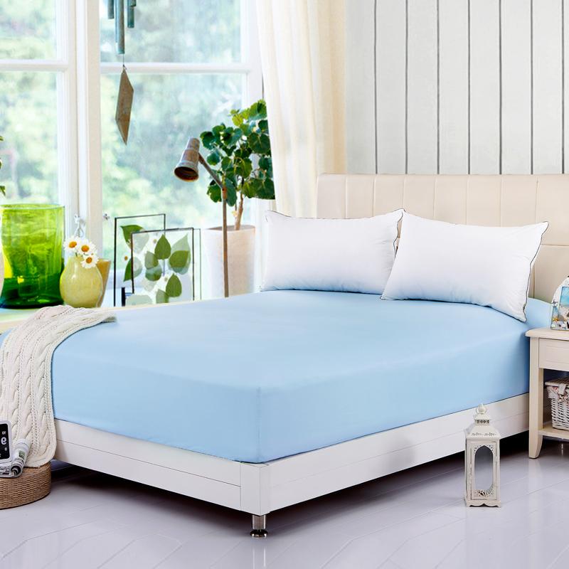 textil para el hogar ropa de cama sbana ajustable colchn elstico protector de cubierta de la