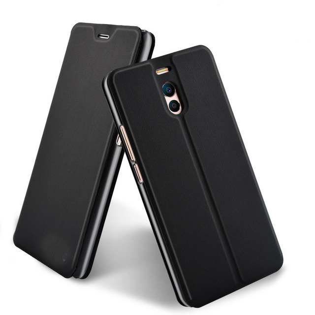 new concept d1d37 bd6f3 US $6.94  TCICPC Meizu M6 Note Case Luxury Flip Leather Case for Meizu M6  Note Cover Wallet Phone Bag Case Meizu M 6 Note 5.5