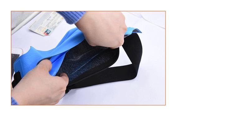 Professional Running Waist Pouch Belt Sport Belt Mobile Phone Men Women With Hidden Pouch Gym Bags Running Belt Waist Pack (26)