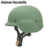 NIJ3A Kevlar Helmet Ballistic Helmet