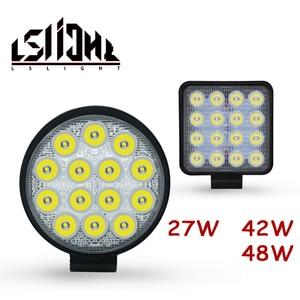 LSlight Work Light 27W 42W 48W