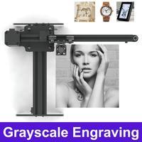 NEJE MASTER 3500mW Laser Engraving Machine DIY Mini CNC Cutting Wood Router Desktop Engraver for Windows, Mac