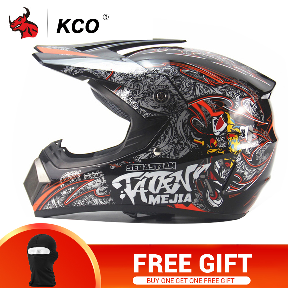 KCO Motorcycle Helmet Men Capacetes Motorcycle Moto Casco Helmet Motocross Helmet Motorbike Touring Cascos Para Moto Capacete