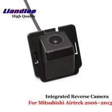 Liandlee Car Reverse Camera For Mitsubishi Airtrek 2006~2013 Rear View Backup Parking Camera / SONY CCD Integrated High Quality liandlee car rear reverse camera for mitsubishi challenger 2008 2015 backup parking rear view camera integrated high quality