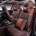 Новый 3D Стиль Автокресло Обложка Для Toyota Camry 40 Corolla Verso RAV4 FJ Land Cruiser LC 200 Prado 150 120, Автомобиль Крышки, Укладки