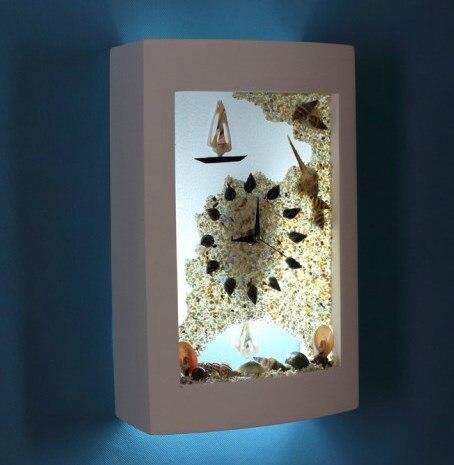Berserker Modernen Minimalistischen Wohnzimmer Lampe Nacht Aisle Treppe Studieren Marine Gips Wand WanduhrChina