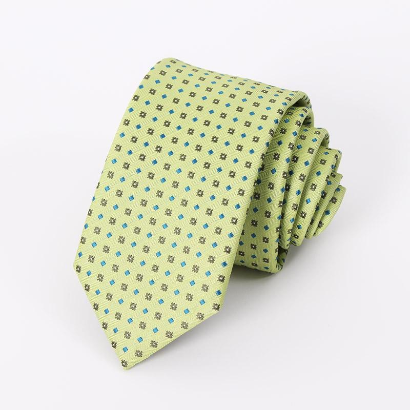 Fashion-Vestidos-Business-Casual-Neck-Tie-Men-s-Polyester-Suits-Tie-Bridegroom-Necktie-for-Wedding-Polka