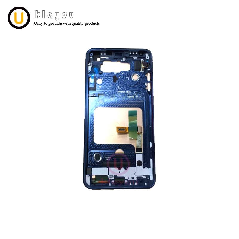 Silve 6.0 Pour LG V30 Plus H930DS v30 v30 + LCD avec Écran Tactile Digitizer avec cadre Assemblée Remplacement affichage livraison gratuite