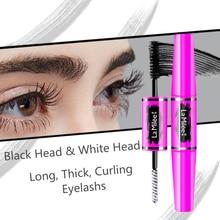 Double-head Curling Thicker Mascara Eyelashes Waterproof Long-lasting Eyes Make Up Eyelash Extension Makeup Cosmetic