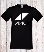 AVICII 1 MEN T-SHIRT DJ MUSIC LONG/SHORT S-5XL Harajuku Tops Fashion Classic Unique t-Shirt gift free shipping цены