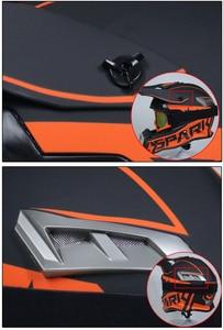 Image 5 - ออกแบบใหม่รถจักรยานยนต์Gearsป้องกันDirt Bike Motocrossหมวกกันน็อกรถจักรยานยนต์ข้ามประเทศรถจักรยานยนต์รถจักรยานยนต์หมวกกันน็อกMotocross