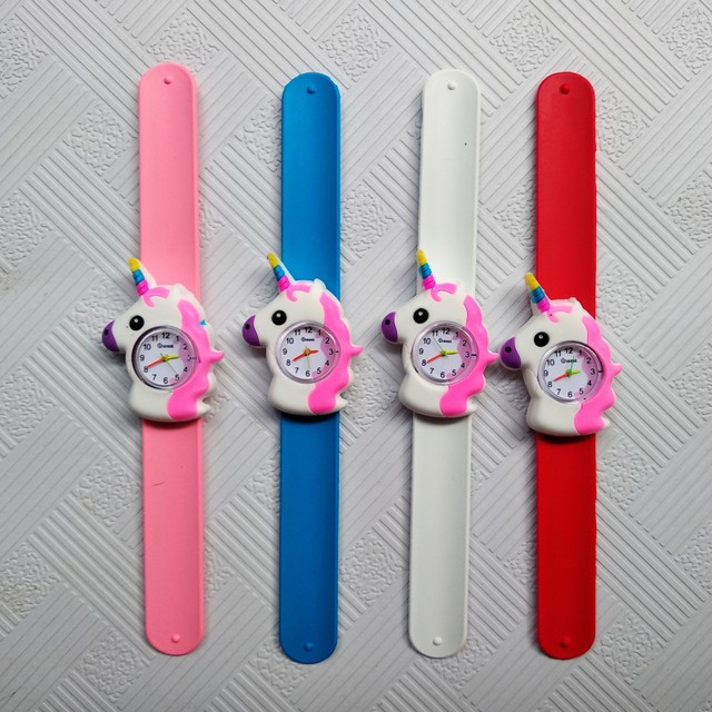 relogio masculino Pony pattern Kids Watches Pat Pat Watch LED Electronic Sports
