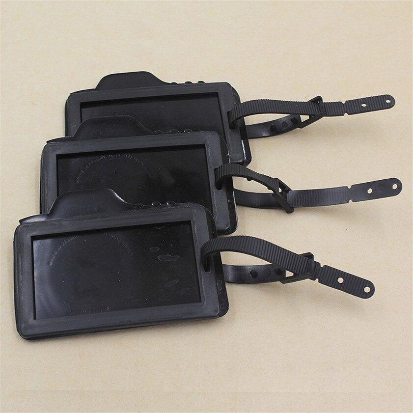 Zero Portable Secure Travel Suitcase ID Luggage Handbag Large Tag Label Camera