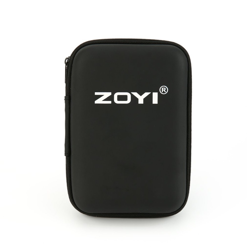 ZOYI Multimeter Case Package Bag Pockets Packs Box Organizer Multitester Meter Tester Waterproof Instrument Tools Bag Case