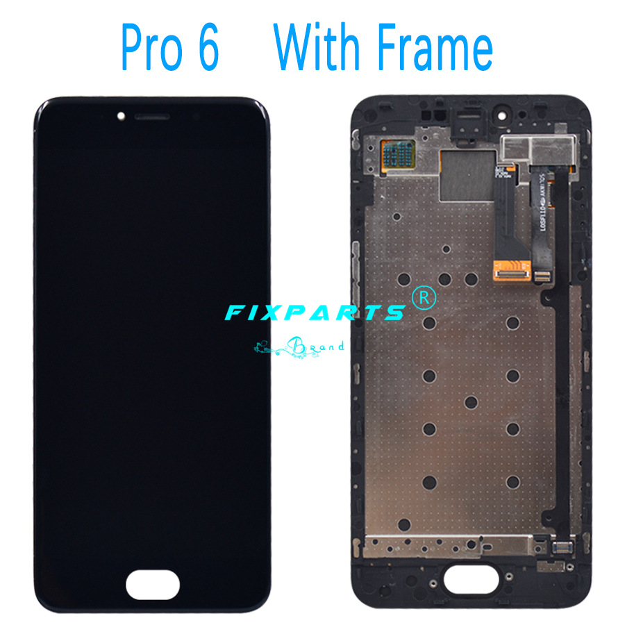 Meizu Pro6 Pro 6S Pro 6 Plus LCD Display